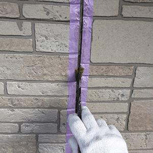 岐阜の塗装屋エスエスホームのコーキング