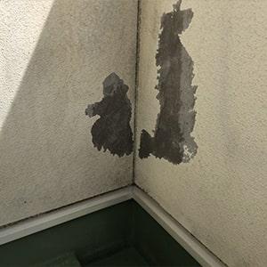 岐阜の塗装屋エスエスホームの塗装の剥離、脱落