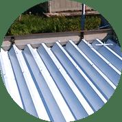 岐阜の塗装屋エスエスホームの板金屋根