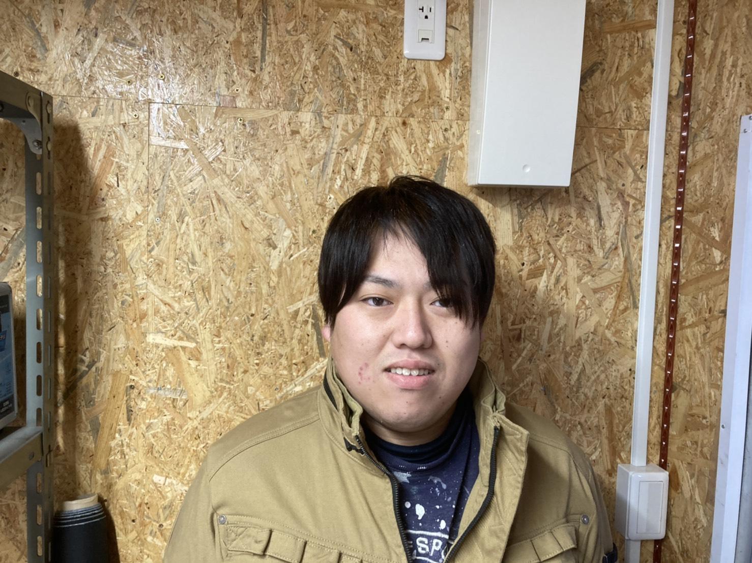岐阜の塗装屋エスエスホームの職人