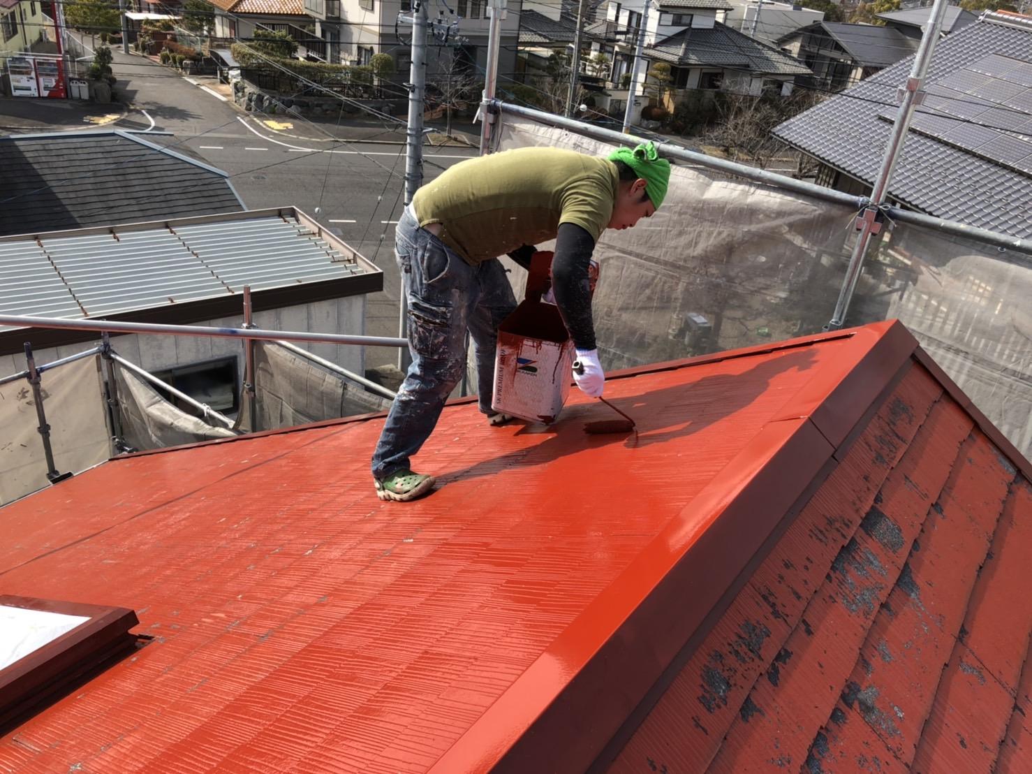 多治見│可児│土岐│瑞浪│岐阜愛知の塗装屋エスエスホームの屋根塗装